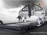 亚威龙门 HVM-6033Y 高精度 系列  机床大修