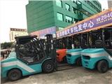 沙井低价批发出售内燃叉车、电动叉车等