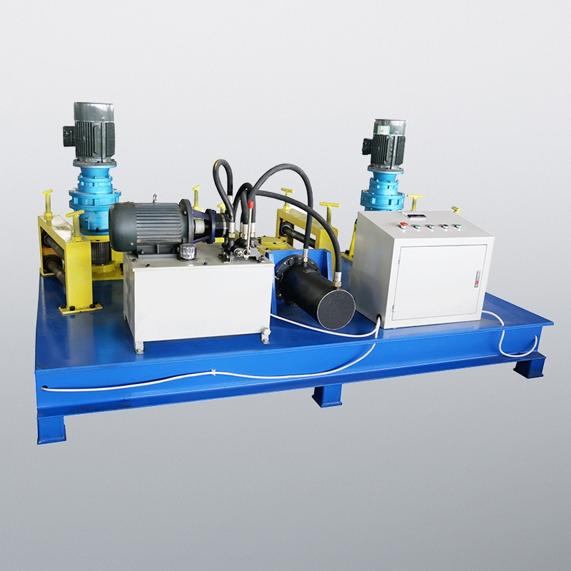 河南许昌QJ-250工字钢冷弯机 全自动数控冷弯机价格
