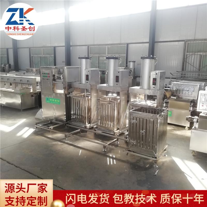 襄樊厂家直销豆腐香干机多少钱