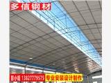 东莞铁皮棚翻新改造旧雨棚搭建工程报价