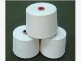 潍坊  21s有机棉精梳/涤纶纱线 环锭纺