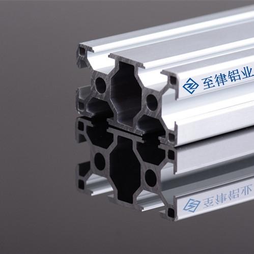 ZL-8-3060工业铝型材框架开模木纹转印自动化设备一上海至律铝业