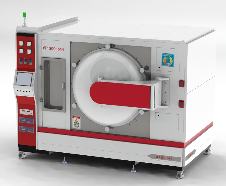 上海微行MICRO-X 1300°真空热处理炉