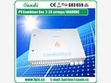 光伏发电 太阳能光伏汇流箱 16回路光伏直流汇流箱