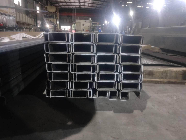 湖南长沙市Q345EH型钢交货及时货到付款验货卸车