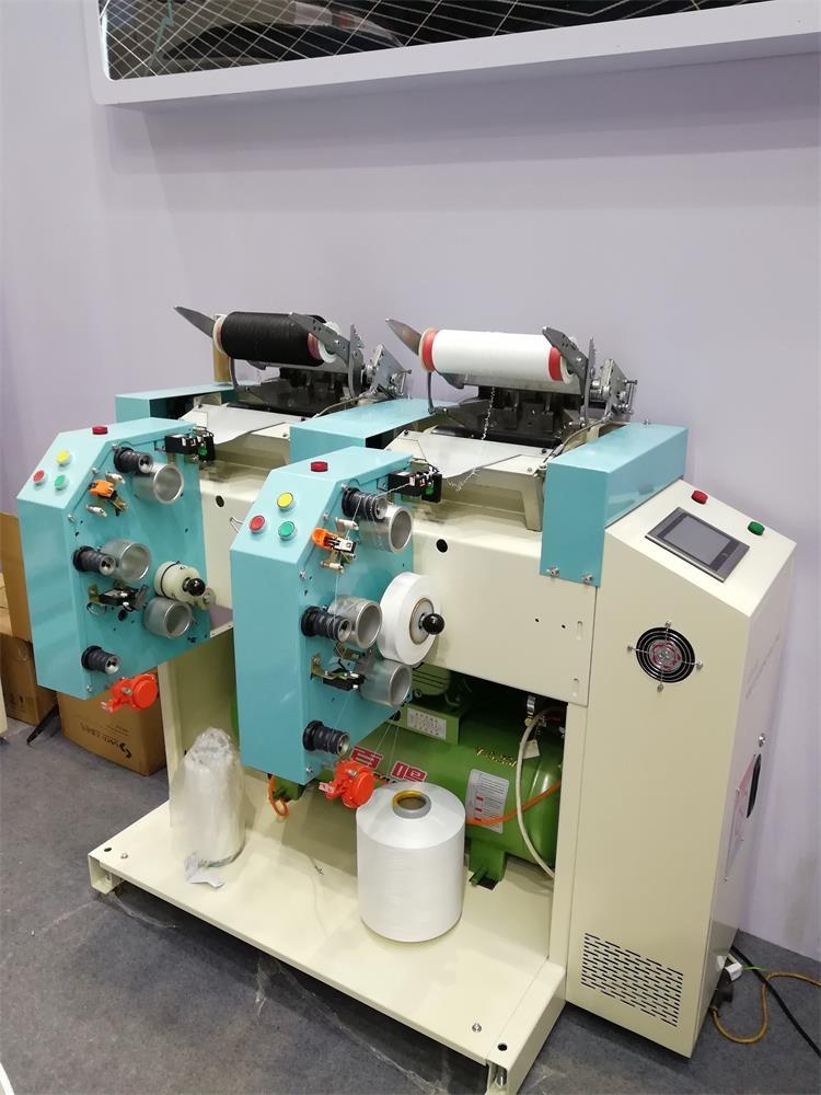 氨纶丝空气包覆纱机 氨纶丝空包机 氨纶丝网络机