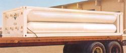 高压气体(CNG)运输半挂车