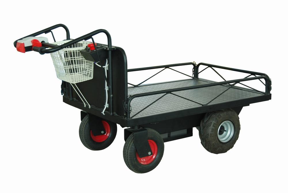 电动叉车电动车电动物料搬运车平板车ETC