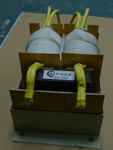 高频变压器,现企业生产的UV设备已经采用高频变压器